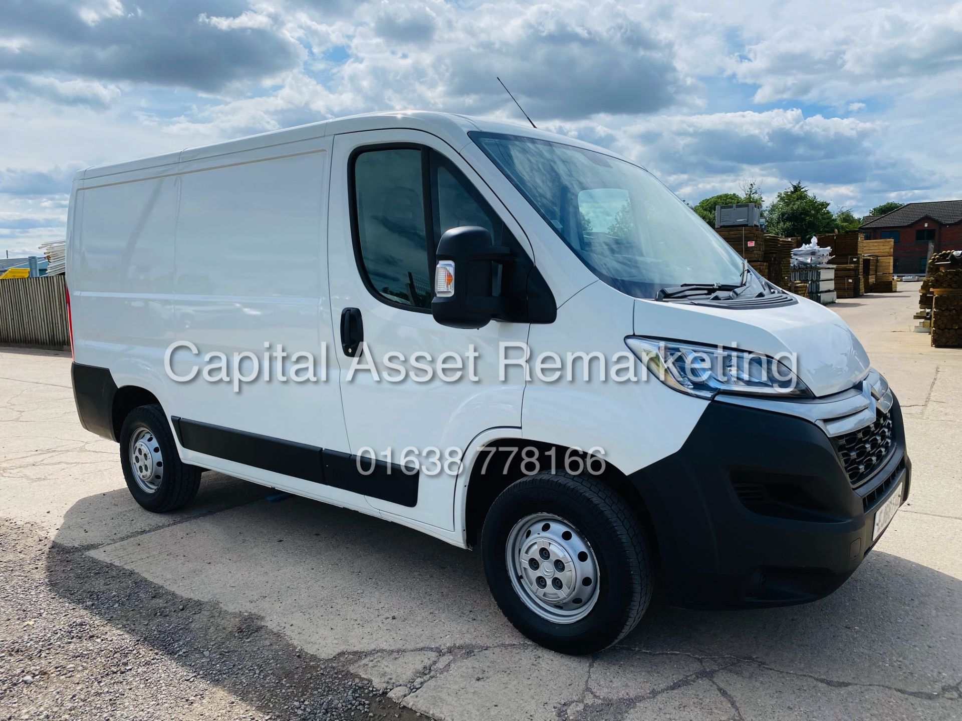 """ON SALE CITROEN RELAY 2.0 BLUE-HDI """"ENTERPRISE"""" L1H1 (2019 MODEL) AIR CON 6882 MILES ON THE CLOCK - Image 6 of 28"""