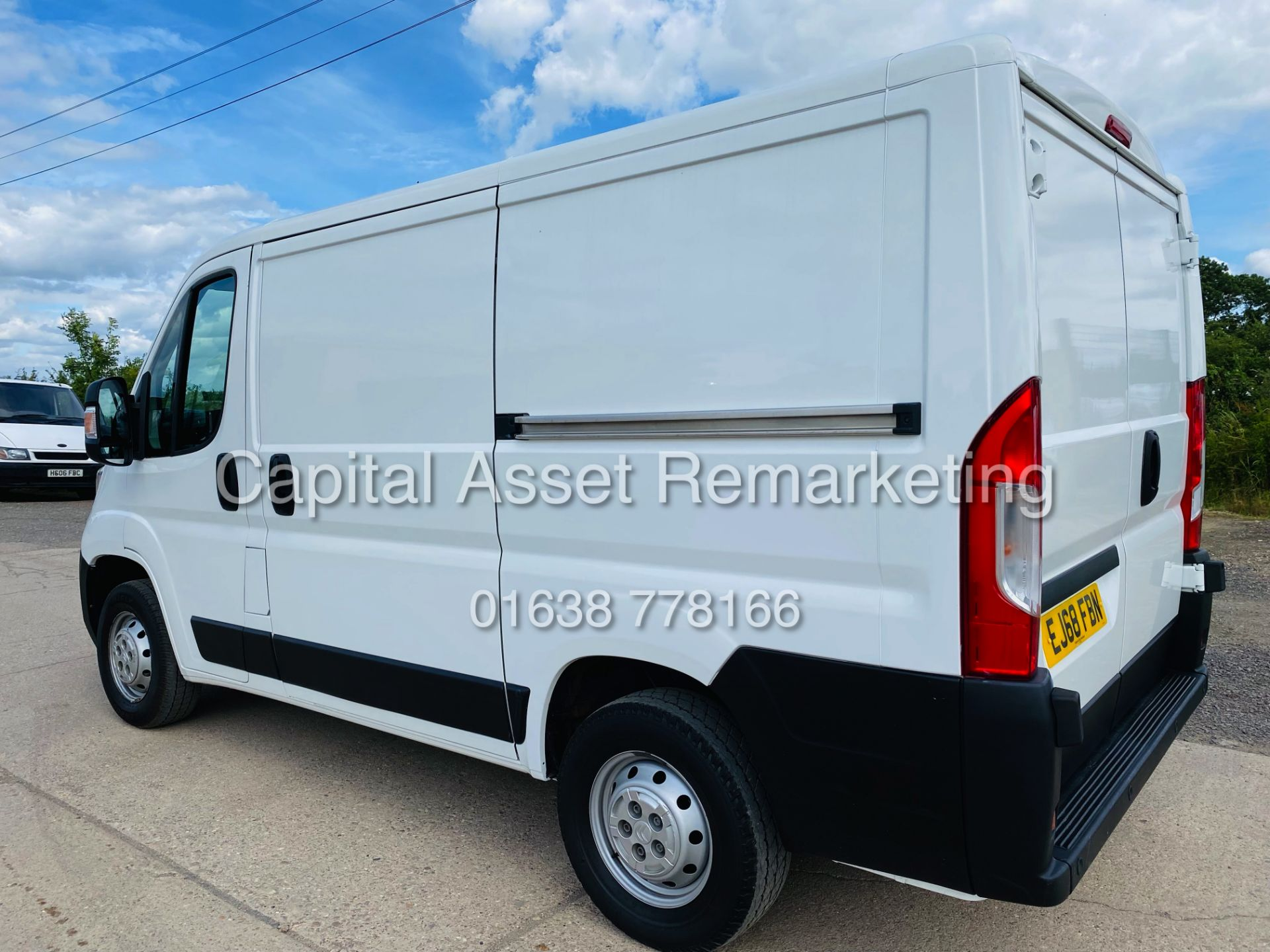 """ON SALE CITROEN RELAY 2.0 BLUE-HDI """"ENTERPRISE"""" L1H1 (2019 MODEL) AIR CON 6882 MILES ON THE CLOCK - Image 11 of 28"""