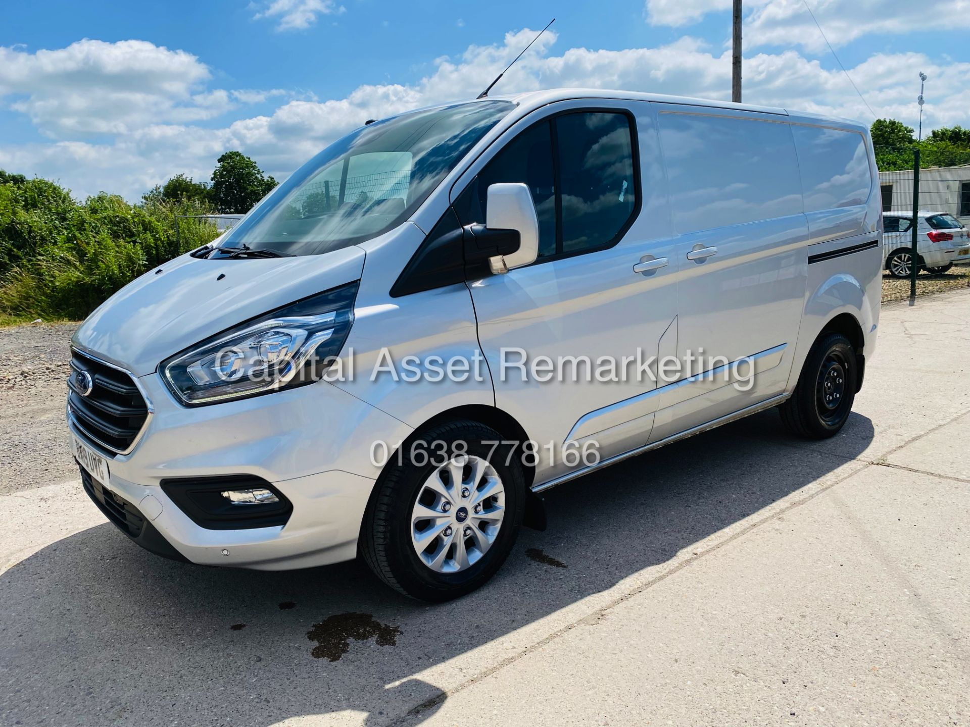"""FORD TRANSIT CUSTOM 2.0TDCI """"LIMITED"""" 300 (19 REG) AIR CON - 1 OWNER - EURO 6 - CRUISE - ELEC PACK - Image 5 of 22"""