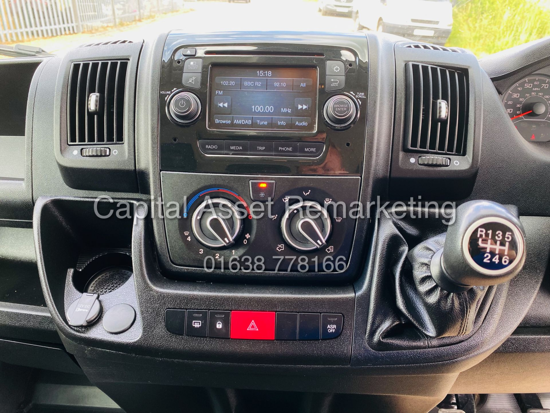 """ON SALE CITROEN RELAY 2.0 BLUE-HDI """"ENTERPRISE"""" L1H1 (2019 MODEL) AIR CON 6882 MILES ON THE CLOCK - Image 17 of 28"""