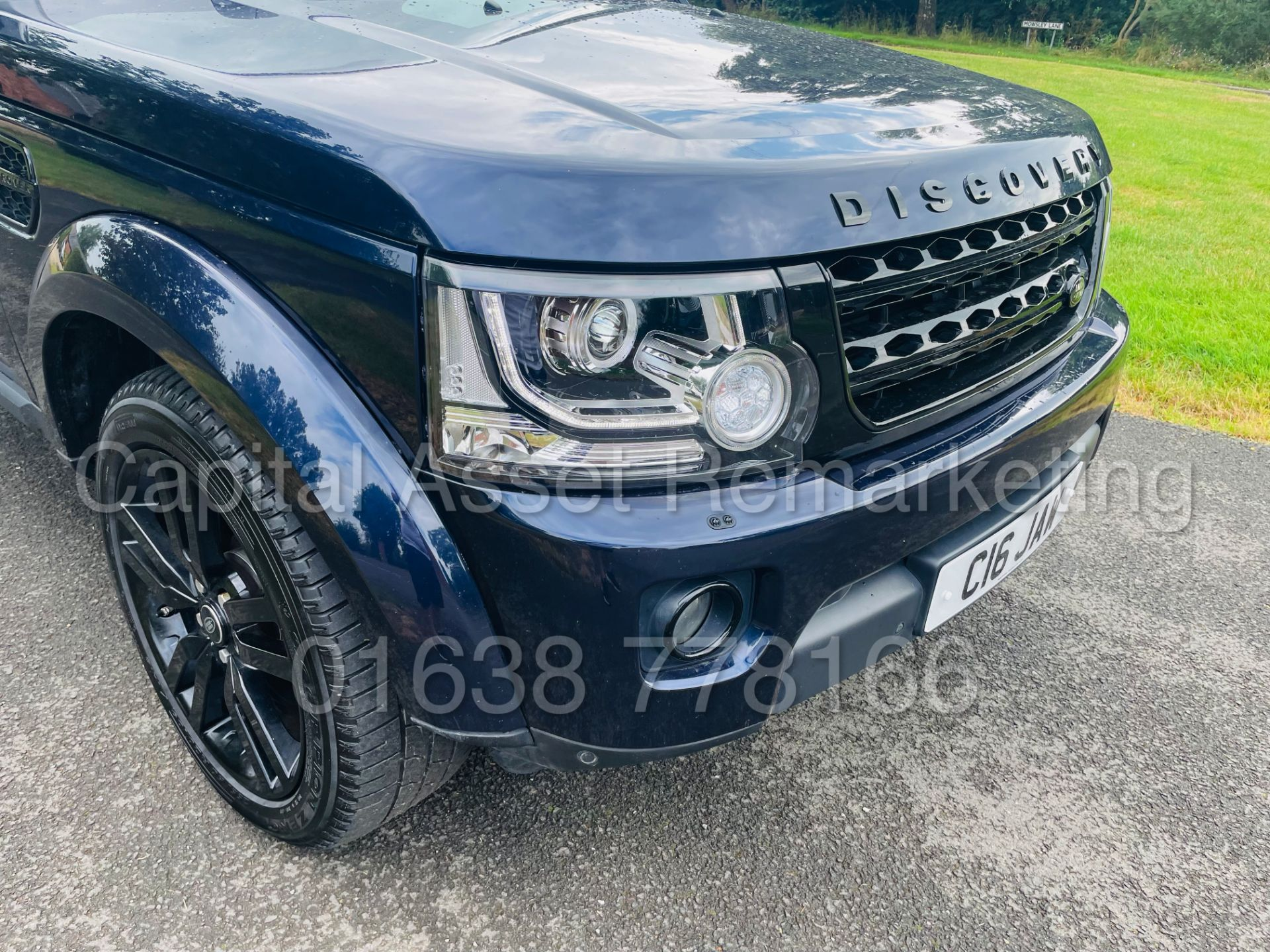 LAND ROVER DISCOVERY 4 *HSE* 7 SEATER SUV (2014 - NEW MODEL) '3.0 SDV6 - 255 BHP - 8 SPEED AUTO' - Image 15 of 61