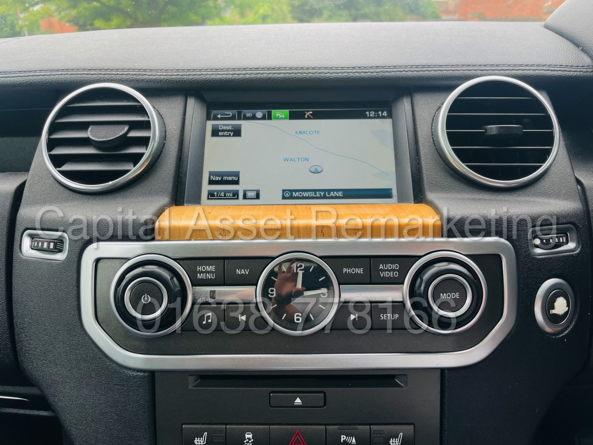 LAND ROVER DISCOVERY 4 *HSE* 7 SEATER SUV (2014 - NEW MODEL) '3.0 SDV6 - 255 BHP - 8 SPEED AUTO' - Image 53 of 61
