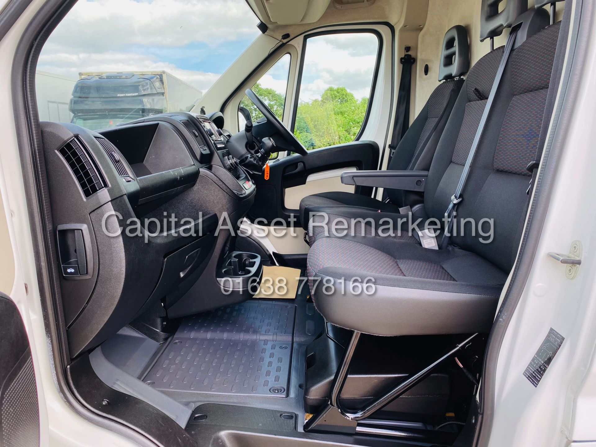 """ON SALE CITROEN RELAY 2.0 BLUE-HDI """"ENTERPRISE"""" L1H1 (2019 MODEL) AIR CON 6882 MILES ON THE CLOCK - Image 25 of 28"""