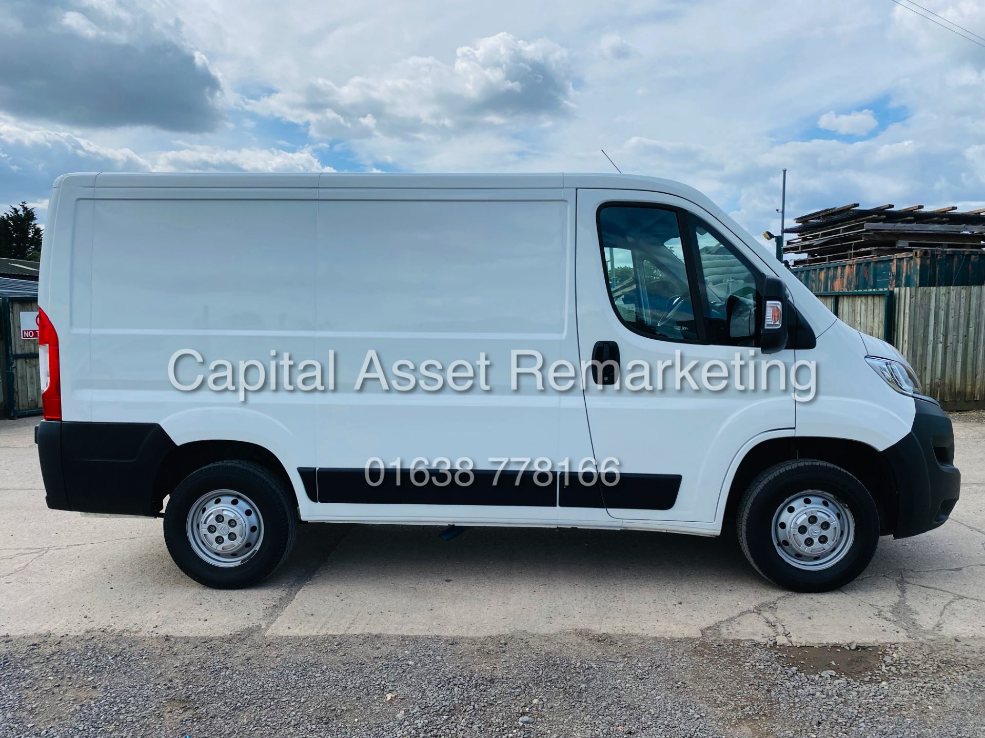 """ON SALE CITROEN RELAY 2.0 BLUE-HDI """"ENTERPRISE"""" L1H1 (2019 MODEL) AIR CON 6882 MILES ON THE CLOCK - Image 8 of 28"""