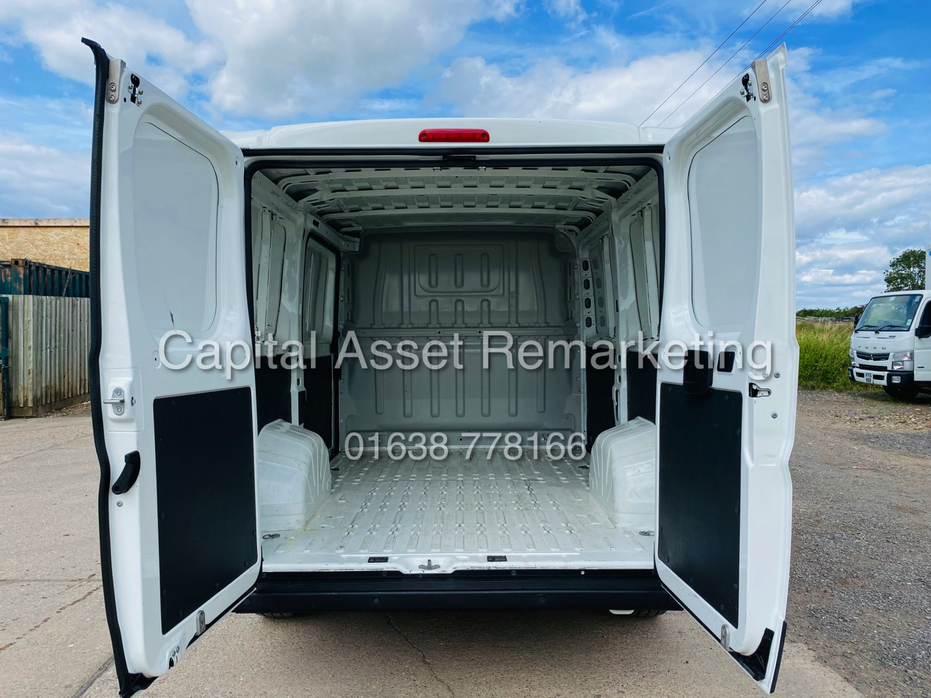 """ON SALE CITROEN RELAY 2.0 BLUE-HDI """"ENTERPRISE"""" L1H1 (2019 MODEL) AIR CON 6882 MILES ON THE CLOCK - Image 28 of 28"""