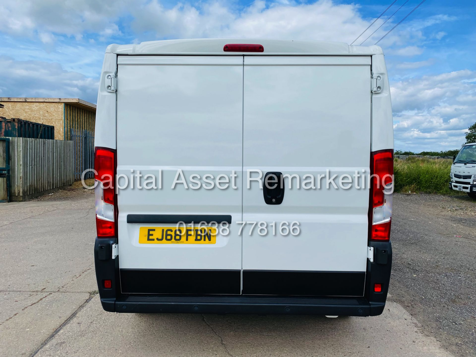 """ON SALE CITROEN RELAY 2.0 BLUE-HDI """"ENTERPRISE"""" L1H1 (2019 MODEL) AIR CON 6882 MILES ON THE CLOCK - Image 10 of 28"""