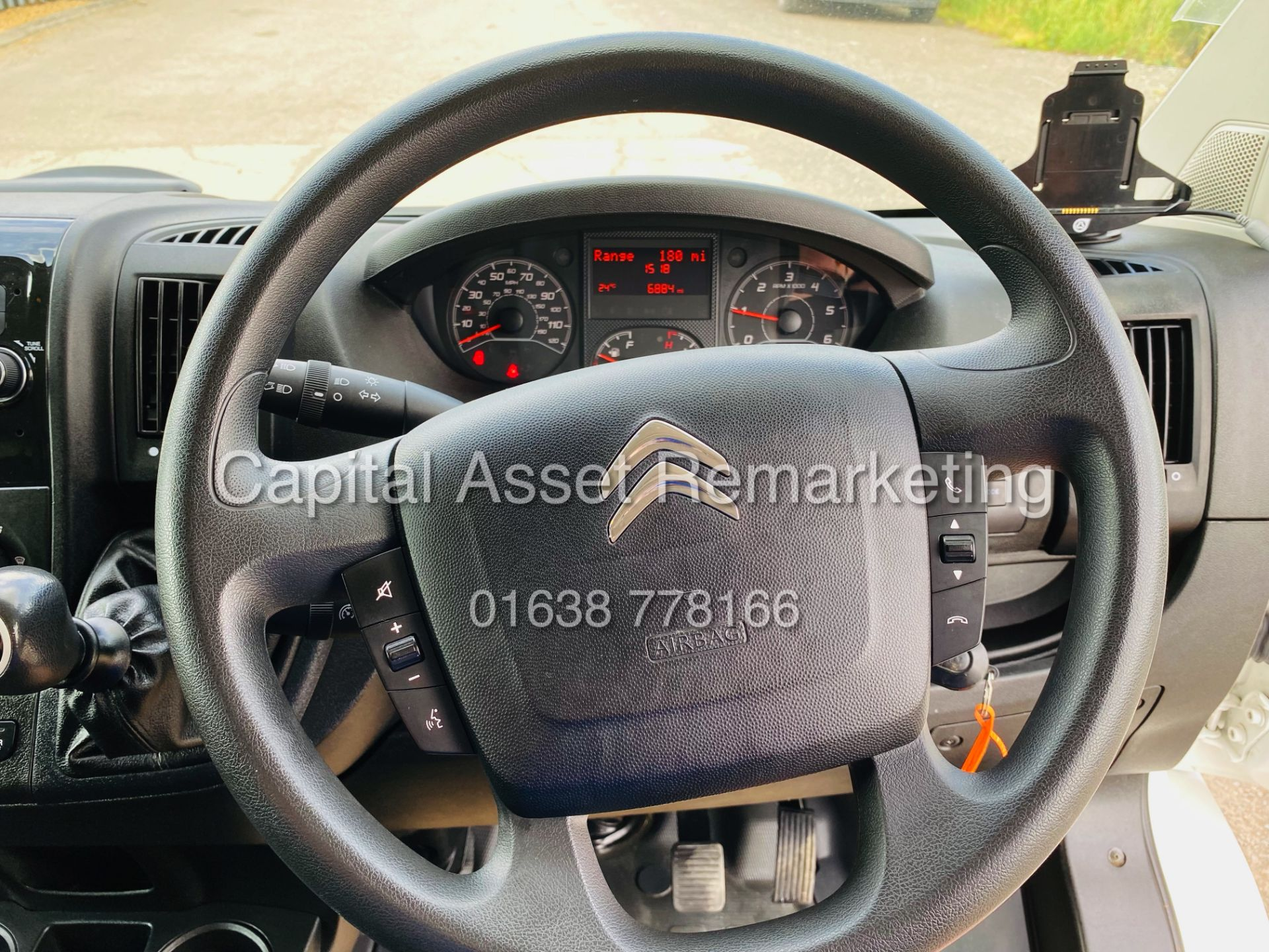 """ON SALE CITROEN RELAY 2.0 BLUE-HDI """"ENTERPRISE"""" L1H1 (2019 MODEL) AIR CON 6882 MILES ON THE CLOCK - Image 15 of 28"""