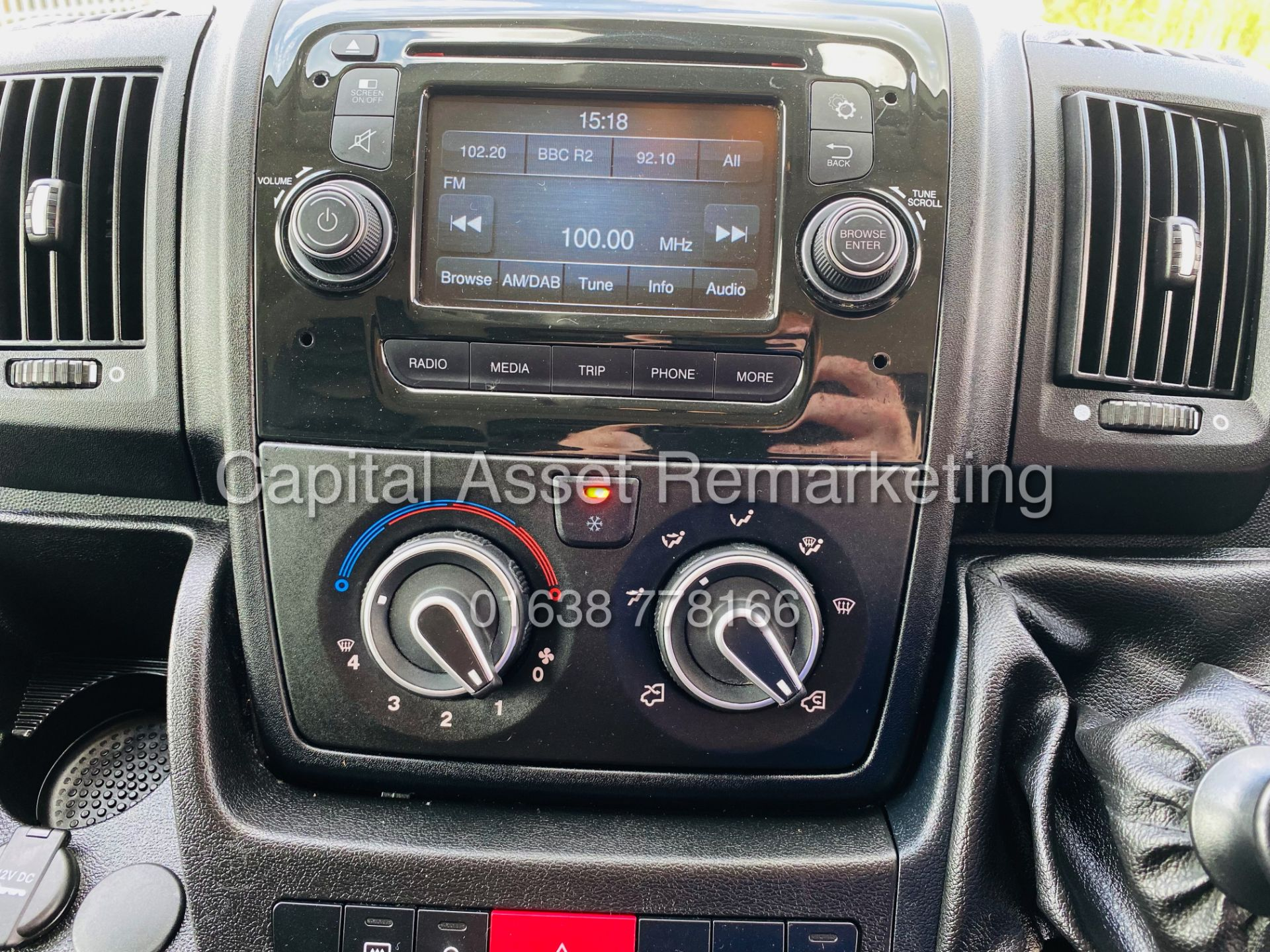 """ON SALE CITROEN RELAY 2.0 BLUE-HDI """"ENTERPRISE"""" L1H1 (2019 MODEL) AIR CON 6882 MILES ON THE CLOCK - Image 18 of 28"""