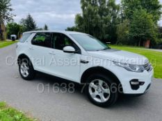 (On Sale) LAND ROVER DISCOVERY SPORT *SE TECH* SUV (2017 -EURO 6) '2.0 TD4 - STOP/START' (1 OWNER)
