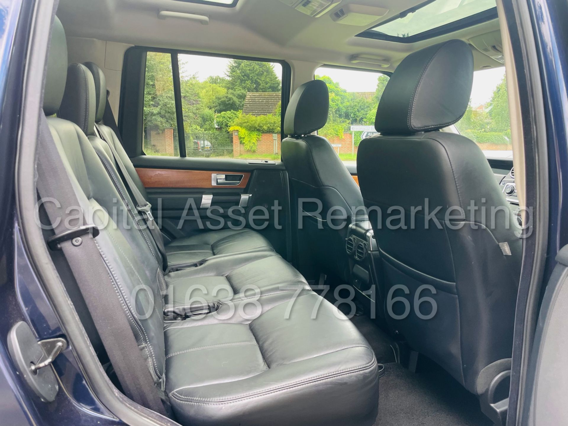 LAND ROVER DISCOVERY 4 *HSE* 7 SEATER SUV (2014 - NEW MODEL) '3.0 SDV6 - 255 BHP - 8 SPEED AUTO' - Image 34 of 61