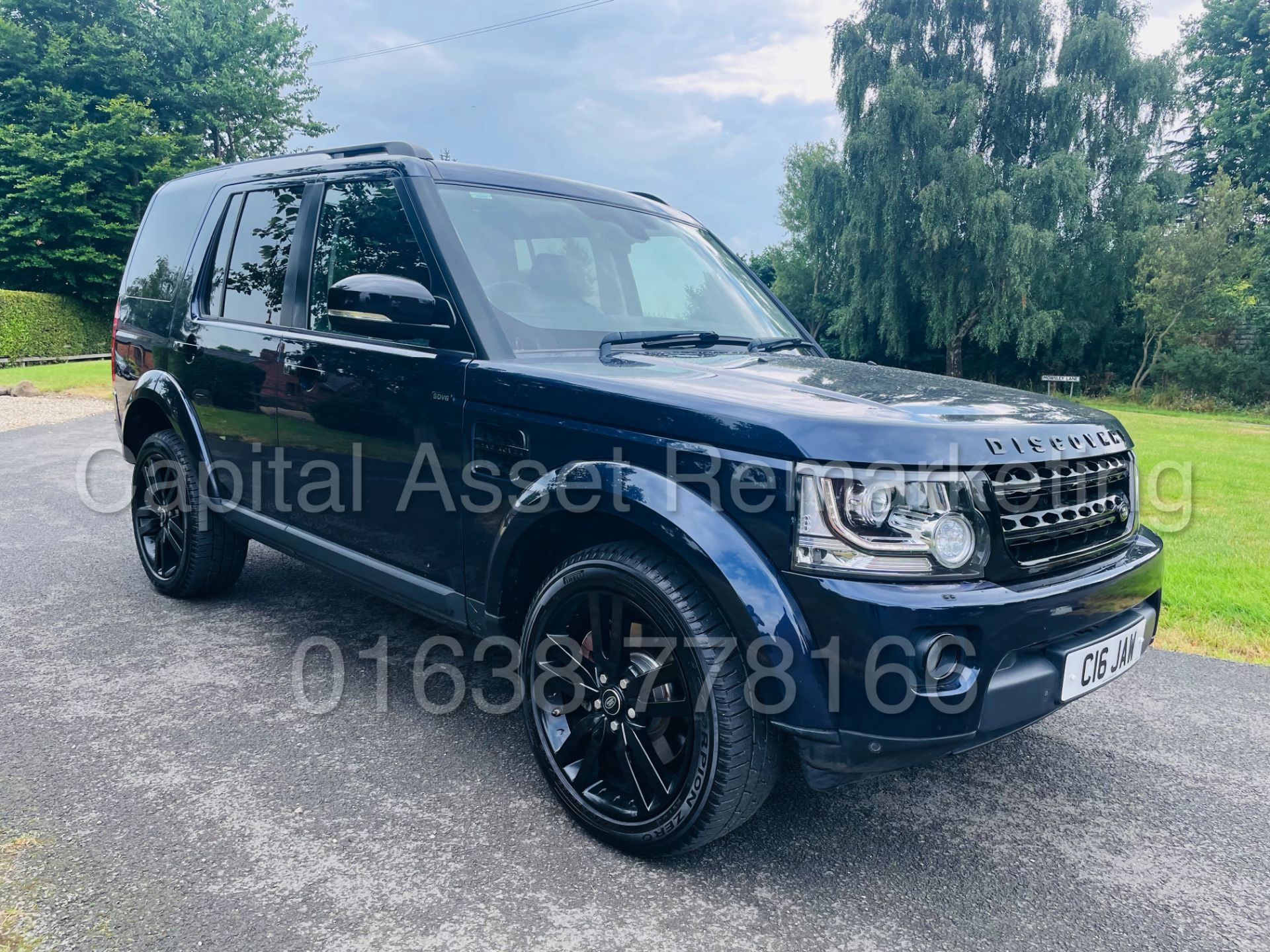 LAND ROVER DISCOVERY 4 *HSE* 7 SEATER SUV (2014 - NEW MODEL) '3.0 SDV6 - 255 BHP - 8 SPEED AUTO' - Image 13 of 61