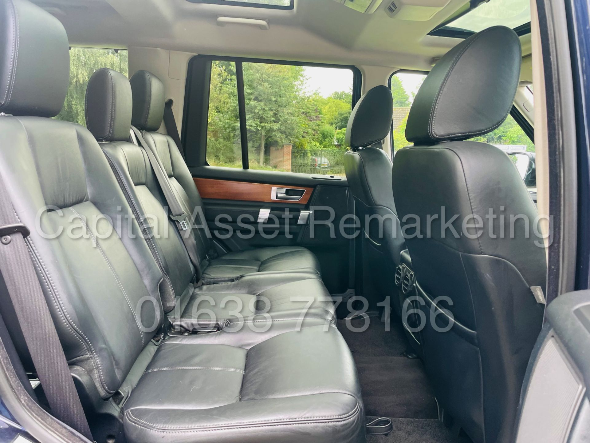 LAND ROVER DISCOVERY 4 *HSE* 7 SEATER SUV (2014 - NEW MODEL) '3.0 SDV6 - 255 BHP - 8 SPEED AUTO' - Image 35 of 61