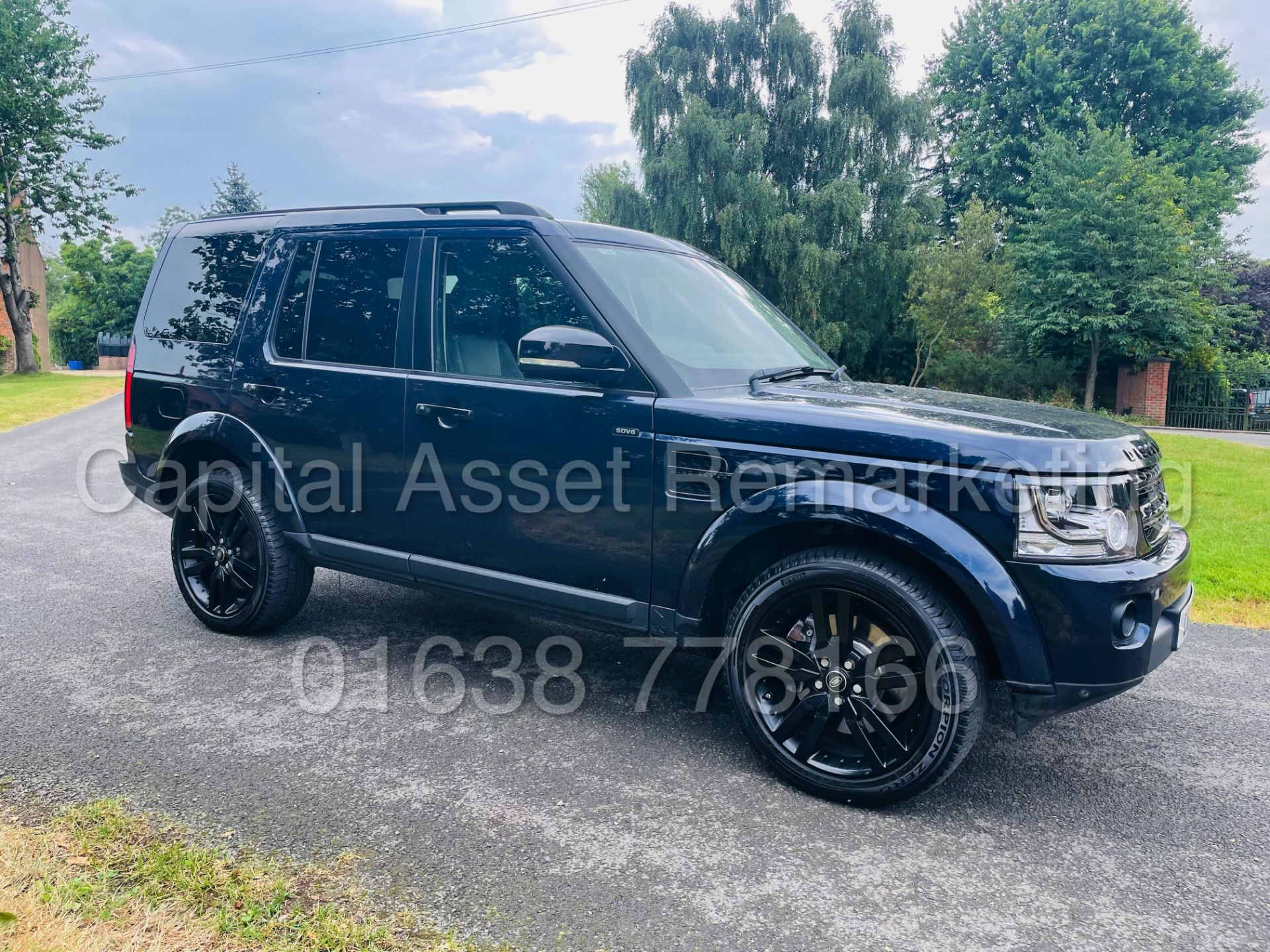 LAND ROVER DISCOVERY 4 *HSE* 7 SEATER SUV (2014 - NEW MODEL) '3.0 SDV6 - 255 BHP - 8 SPEED AUTO' - Image 11 of 61