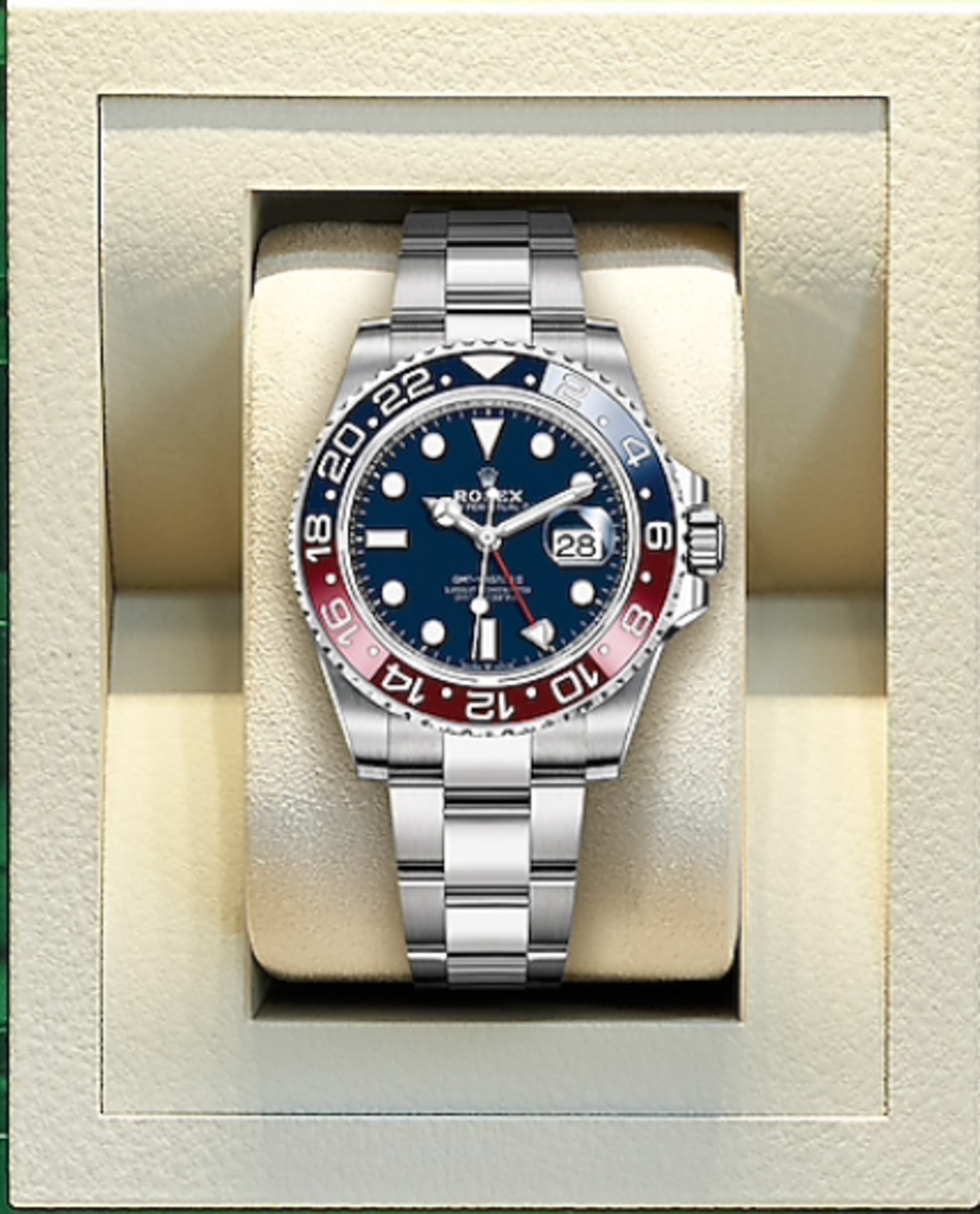 ROLEX GMT MASTER II 40MM *18ct WHITE GOLD* (2021 - UNWORN) *BEAT THE 5 YEAR WAIT* (GREAT INVESTMENT) - Image 2 of 2