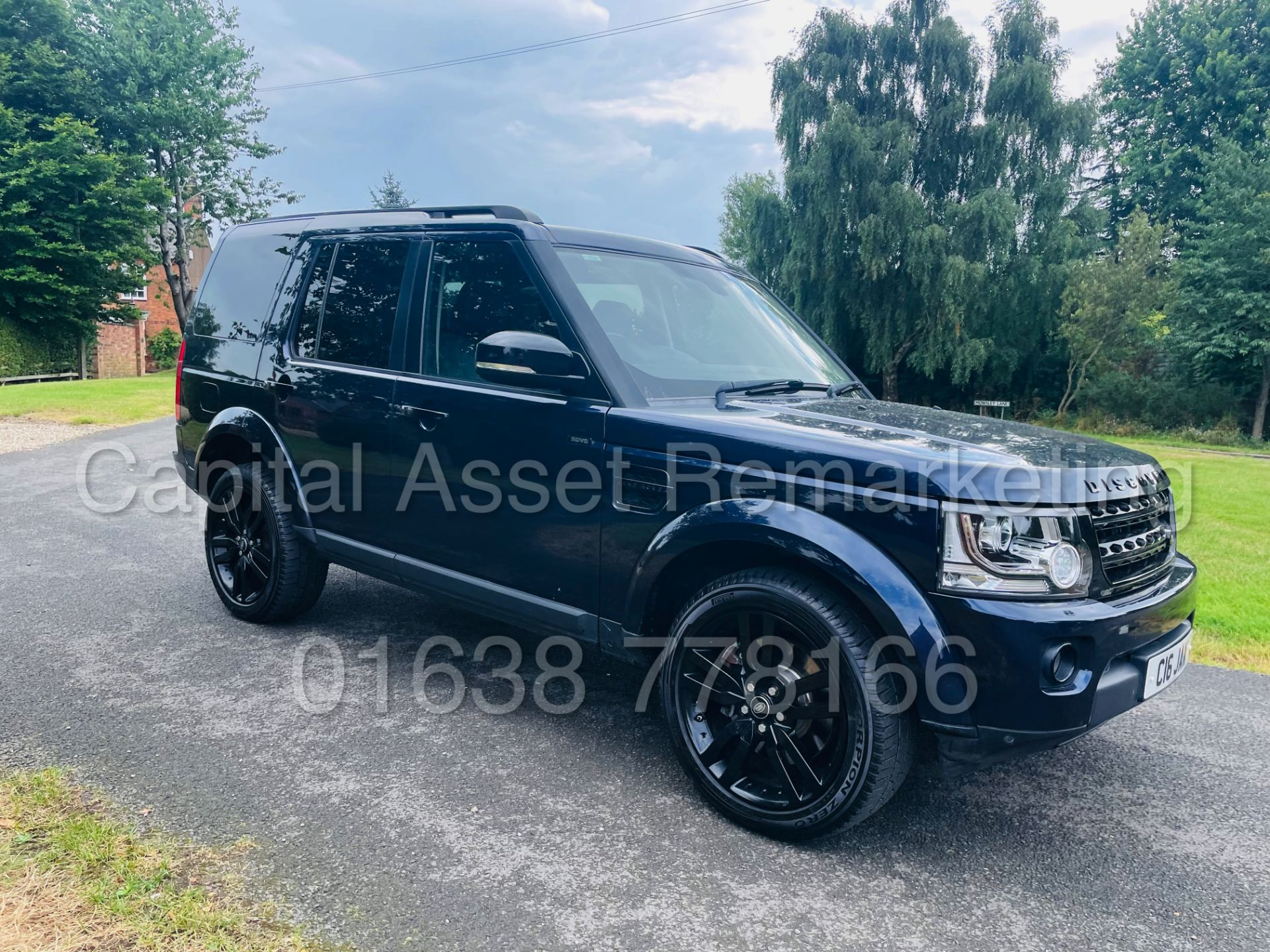 LAND ROVER DISCOVERY 4 *HSE* 7 SEATER SUV (2014 - NEW MODEL) '3.0 SDV6 - 255 BHP - 8 SPEED AUTO' - Image 12 of 61