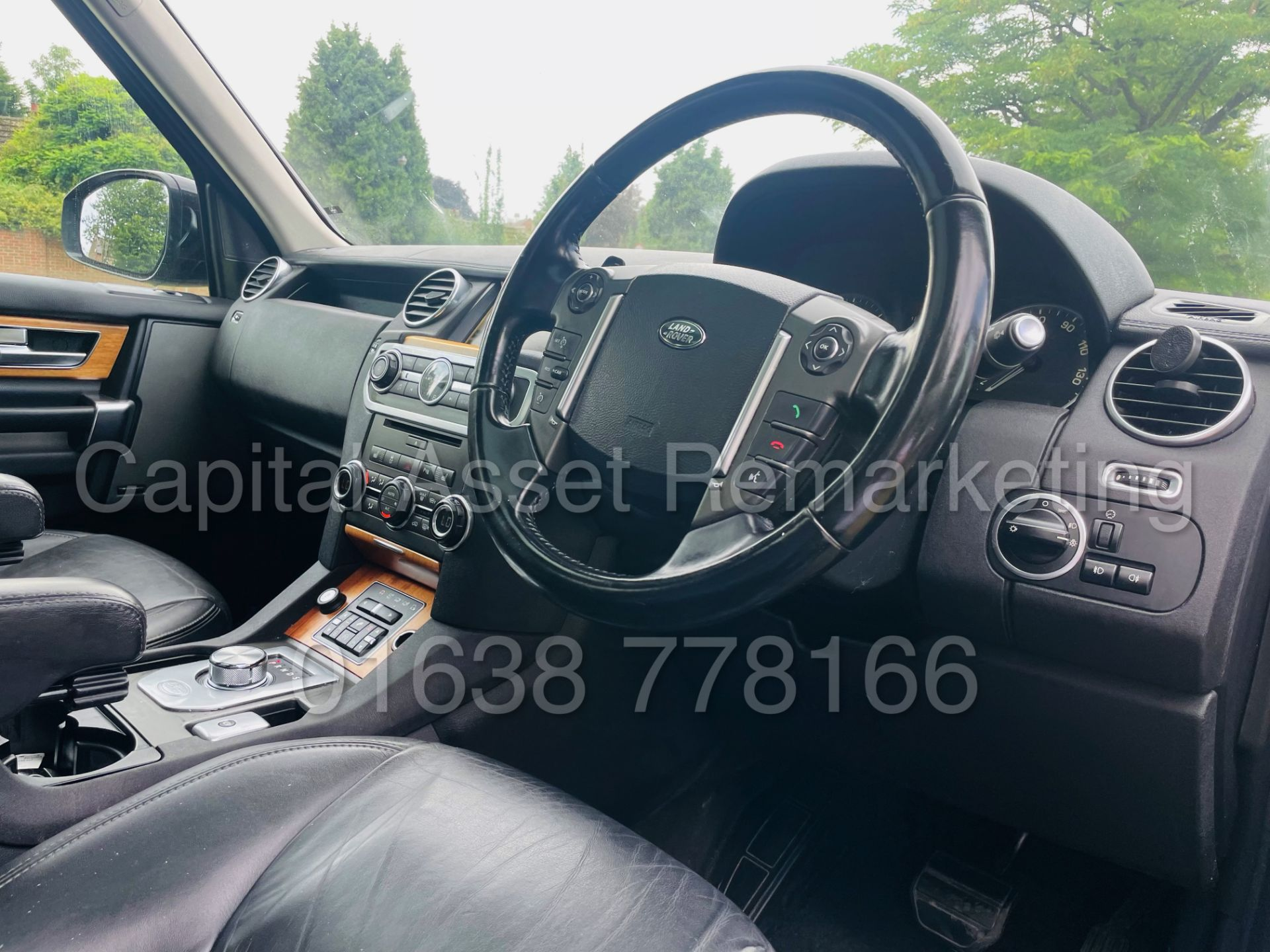LAND ROVER DISCOVERY 4 *HSE* 7 SEATER SUV (2014 - NEW MODEL) '3.0 SDV6 - 255 BHP - 8 SPEED AUTO' - Image 45 of 61