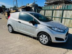 FORD FIESTA *LCV - PANEL VAN* (2017 -EURO 6) '1.5 TDCI - STOP/START' *A/C* 1 OWNER FROM NEW (NO VAT)