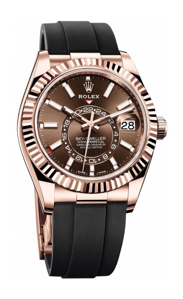 2021 Rolex SkyDweller *Rose Gold OysterFlex* - 2021 Rolex Submariner *18ct Gold & Steel* + Many More: Cars, Commercials & 4x4's