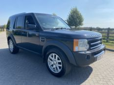 LAND ROVER DISCOVERY 3 XS TDV6 190 'COMMERCIAL' 57 REG - (2008 - MODEL) NO VAT !!! SAVE 20%