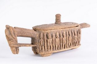Arte africana  Aduno-koro ritual vessel, DogonMali.