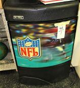 SKY BOX WINE REFRIGERATOR - NFL LOGO