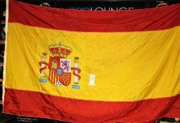 SPANISH ROYAL FLAG