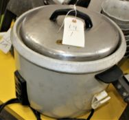 ADCRAFT RICE COOKER