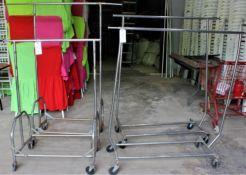 Portable CLothes Racks