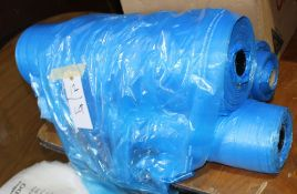 Lot of Plastic Dry Cleaner Bags (3 rolls)