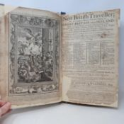 Walpoole (George Augustus) The New British Traveller, circa 1785, folding maps and other engravings,
