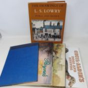 Levy (M) The Drawings of L. S. Lowry, Jupiter Books, 1976 and various other art reference books (2