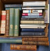 Crossland (John) Animal Life of the World, 1934, and various other books (box)