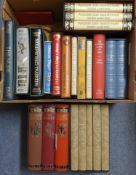 Bewick (Thomas) A History of British Birds, 2 vols, Folio Society, and other Folio Society