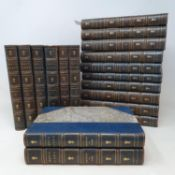 Wheatley (Henry B editor) The Diary of Samuel Pepys, 18 vols, half calf, spines slightly faded and