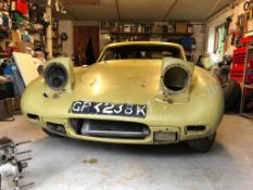 1971 Davrian Mk V Registration number GPK 238K Being sold without reserve Purchased two years ago as