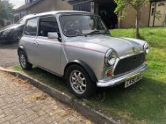 1985 Mini Ritz Special Edition Registration number C490 AEU Frame number 5AXXL257020284220 Engine