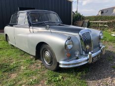 1961 Daimler Majestic Registration number 365 HFJ Chassis number 99732 Engine number 92445 V5C MOT