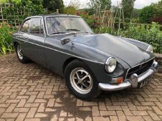 1967 MG B GT V8 Conversion Registration number AAR 521F Chassis number G/HD3-124614 Owned since 1983