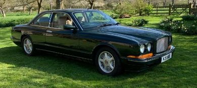 1997 Bentley Continental R Registration number M20 OOD Chassis number SCB2B15C0VCH53422 Engine