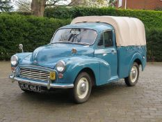 1970 Morris 1000 Pick-Up Registration HJK 414J Chassis number 73512734240297 Engine number