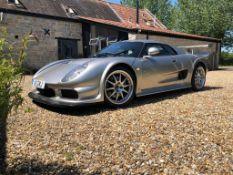 2003 Noble M12 GTO 3R Registration number V6 GMJ Chassis number SA93MR2M38113RO15 MOT expires