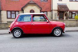 1997 Mini Cooper 1.3i Registration number R151 AYA Chassis number SAXXNNAZEWD143941 Engine number