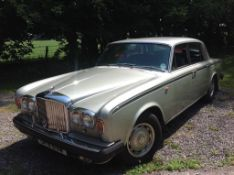 1980 Bentley T2 Registration number GFB 69W Under 4,000 miles in past 15 years Just over 163,000