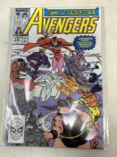 Assorted comics, including Marvel Cable, 5595/10,000, with certificate, Star Wars, Wolverine, The