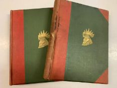 Brown (J. T.) The Encyclopaedia of Poultry, illus Waverley Book Co Ltd, gilt dec cloth, bindings