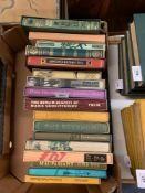 A group of seventeen Folio Society books, including Travel in West Africa, all in slip cases (17) (