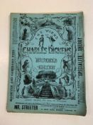 Dickens (Charles) Works of, Household Edition, 101 parts, Chapman and Hall, 1870-1880 (101) Report