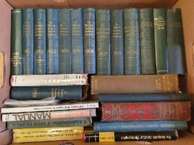 Johnson (S. C.) Saturday With My Camera and various other books on photography (box) Provenance: