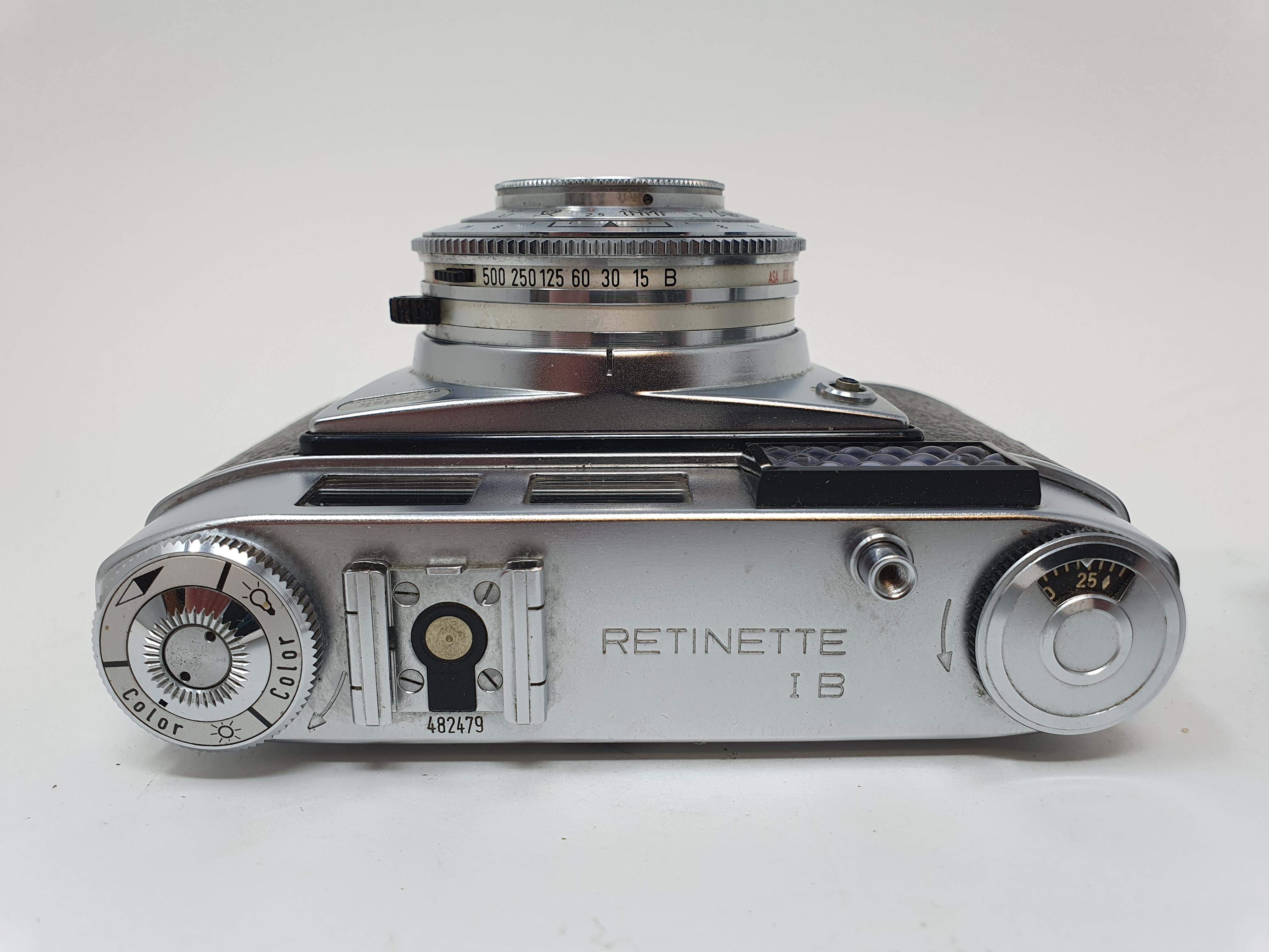 A Kodak Retinette 1 B camera and a Zeiss Ikon camera (2) Provenance: Part of a vast single owner - Image 4 of 4