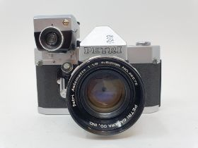 A Petri U V I camera Provenance: Part of a vast single owner collection of cameras, lenses and